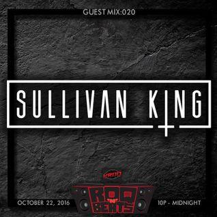 ROQ N BEATS - DJ JEREMIAH RED 10.22.16 - GUEST MIX: SULLIVAN KING - HOUR 1