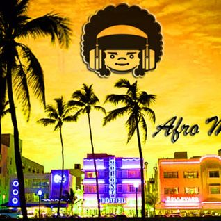 Gravitas Podcast Ep. 8 – Afro's In Miami – Afro Monk