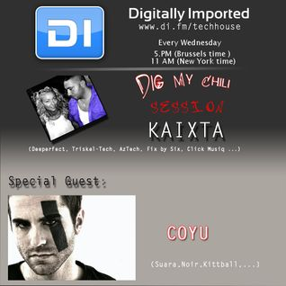 Kaixta - Dig My Chili 049 (16 January 2013) - with Coyu