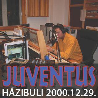 Juventus Házibuli 2000.12.29. Part 1