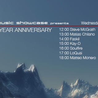 Matteo Monero - MistiqueMusic Showcase 1-Year Anniversary on Digitally Imported