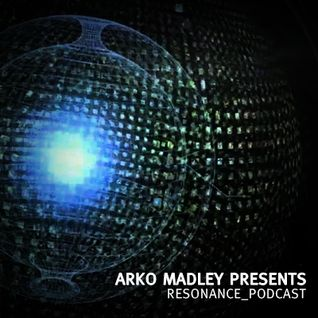 Arko Madley - Resonance 046 on www.deepzone-musix - 2013.09.11.