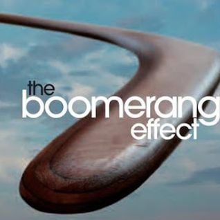 Karma Is Lke A Boomerang . . . 06.06.2015