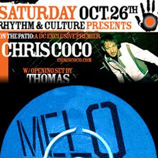 Melodica 4 November 2013 (Eighteenth Street Lounge)