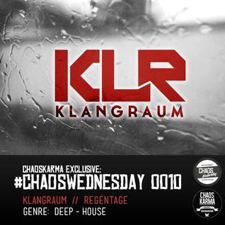 #CW 0010: Klangraum - Regentage // DEEP-HOUSE