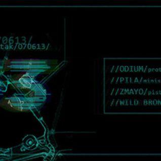 Pistolero Podcast 017 - Zmayo @ 133 - Grey Room - 07-06-2013