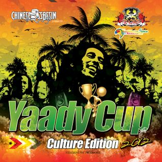Chinese Assassin Djs Yaady Cup Culture Edition