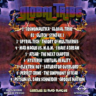 VA - GLOBAL TRIBE, compiled by MAD MAGUS [Album Preview]