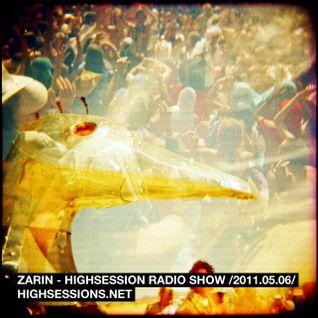 Highsession Radio Show /2011.05.06/