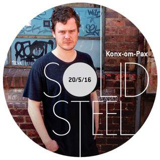 Solid Steel Radio Show 20/5/2016 Hour 2 - Konx-om-Pax