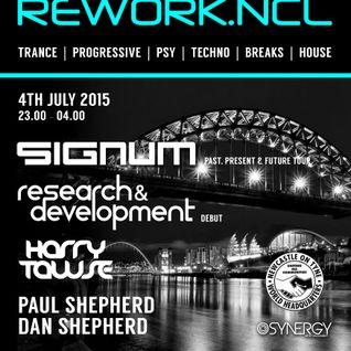 Rework July 4th 2015 Promo Mix