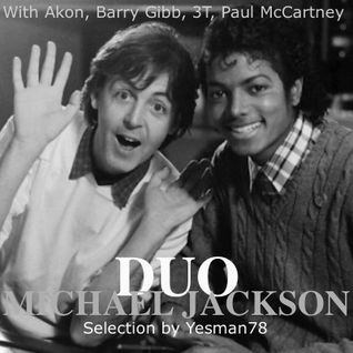 MICHAEL JACKSON DUO (hold my hand, all in your name, why, the girl is mine)