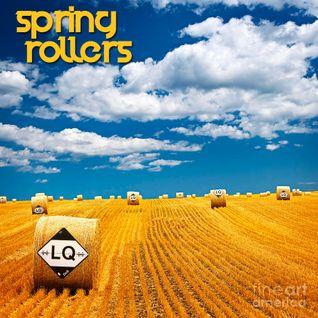 LQ: Spring Rollers (Liquid DnB) Mix - May 2013