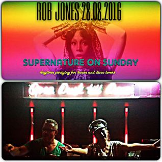 Supernature August Bank Holiday Manchester Pride 2016