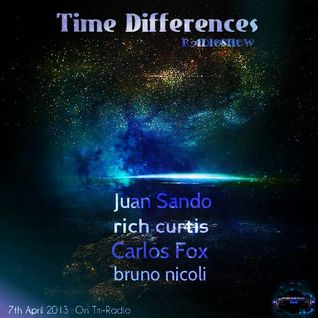 Juan Sando - Time Differences 072 [7 Apr 2013] on Tm-radio