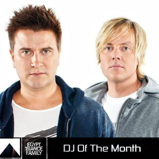 Egypt Trance Family Presents DJs Of The Month [February] Super8 & Tab Mixed by T & M