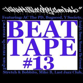 Beat Tape #13 - HipHopPhilosophy.com Radio