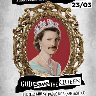 MINIset - EUROpop - GOD SAVE THE QUEEN - 23/03 na ASTRO