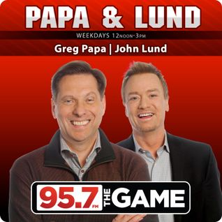 Papa and Lund interview Jake Peavy with Tim Flannery 3-3-16