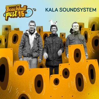 Neringa FM Beachball FEST'16 promo MIX #5: KALA SOUND SYSTEM