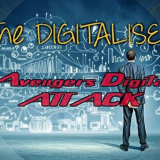Eric Cabrera Aka The Digitaliser -AvengersDigital Attack