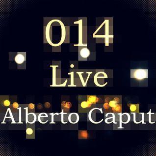 014 Alberto Caput - Live January 2014