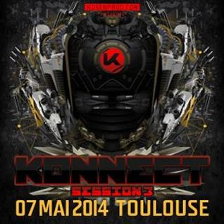 KOUBIAK - KONNECT SESSION 3 - live @ Toulouse