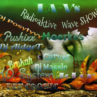 Moerkes @ LA-V´s B-Day Radioaktive Wave on Mixlr.com_24-07-2K15