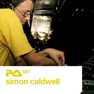 RA.181 Simon Caldwell | 16 November 2009