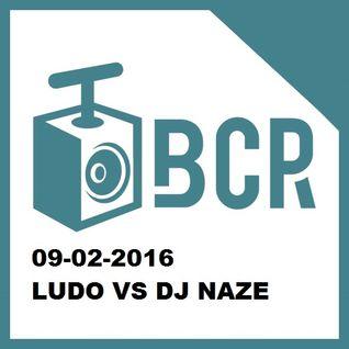 BASSCULTURE 09-02-2016  GUEST LUDO + DJ NAZE