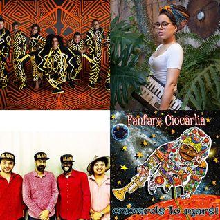 Movimientos SOAS Radio 30/3/16 w/Uproot Andy, Systema Solar, Ziminino, Aláfia + guest Eliane Correa