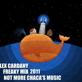 Alex Cardany DJ Freaky Mix 2011