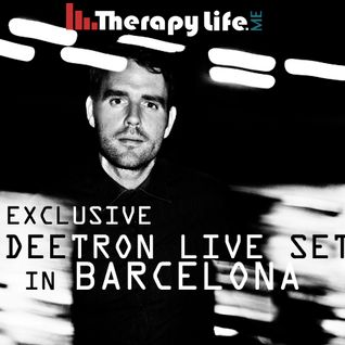 Therapy Life- DEETRON Exclusive Live Set from BeCool in Barcelona