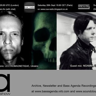 Bass Agenda 112: Interview & selections from Lectromagnetique & Mix by Noamm