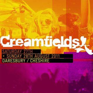 Eric Prydz - Live @ Creamfields 2011 -  27-Aug-2011