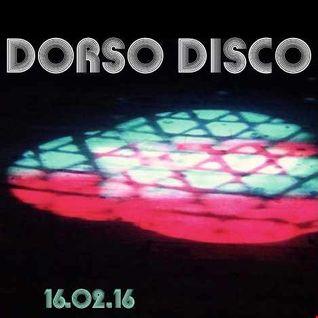Dorso Disco 16.02.16