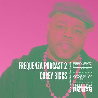 Frequenza Podcast #2 - Corey Biggs (May 2015)