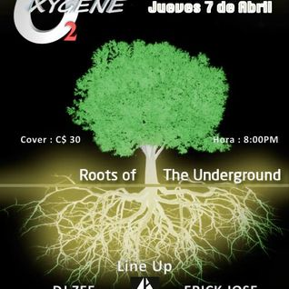 Zee - Roots of The Underground @ Oxygene Leon