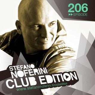 Club Edition 206 with Stefano Noferini