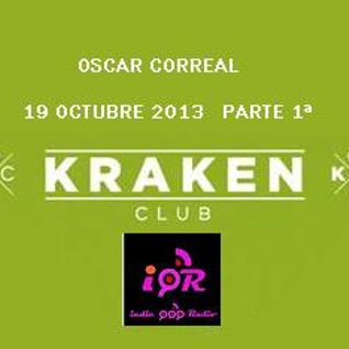 oscor KRAKEN CLUB 19-OCT-2013 Parte 1