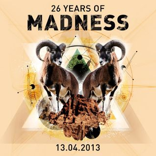 Frank Savio & Dominic Banone (Back2Back) @ 26 Years of Madness | Kommune2010 (13.04.13)