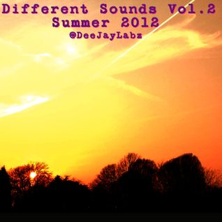 Different Sounds Vol.2 Summer 2012