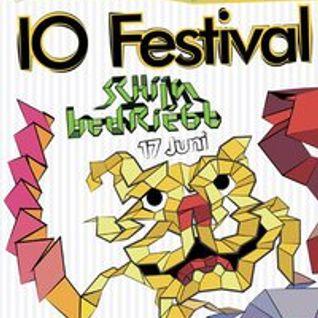 Vic & De Meester - Live @ IO Festival 2011 Delft