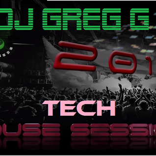 2015 Tech House Sessions - DJ Greg G on Impact Radio - Wendsday September 2, 2015