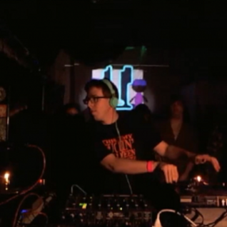Live on Boiler Room TV