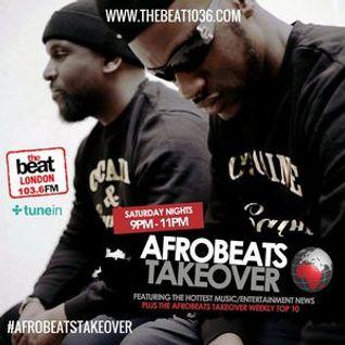 #AfrobeatsTakeover: @selectamaestro @dboyCityLove 03.09.2016 9-11pm