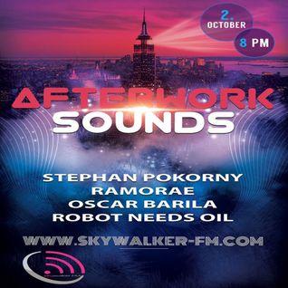 Ramorae - Afterwork Sounds Guest Mix (02-10-2014) [Skywalker FM]