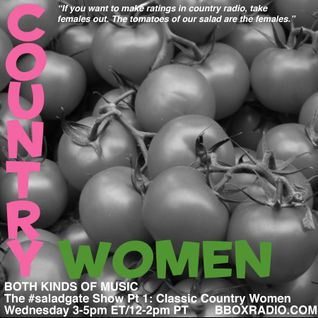 The Both Kinds of Music Show 6/3/2015: Tomato Salad (Country)