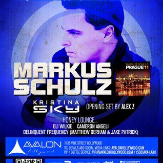 Kristina Sky Live @ Avalon (Giant) with Markus Schulz [05-21-11]