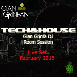 Tech&House Live Set February 2015